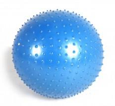 Piłka do rehabilitacji 55 cm masująca