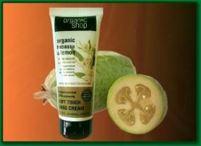 krem do rąk i paznokci oleisty Organic Shop 75ml