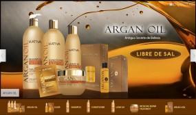 Argan Hair Care olejek arganowy