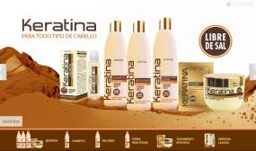 Keratina Hair Care kosmetyki z keratyną