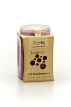 Bocheńska sól kosmetyczna Floris do kąpieli
