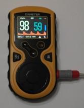 Pulsoksymetr przenośny dla noworodków, dzieci i dorosłych PC-66B