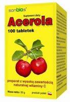 Acerola Naturalna Wit C