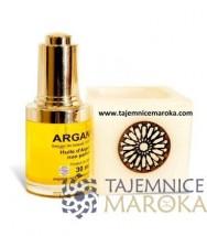 olejek arganowy prosto z Maroka