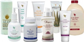 Forever Aloe Vera Gel aloes do picia
