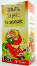 Herbatka dla dzieci na odporność
