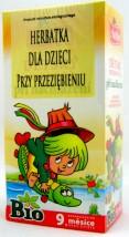 Herbatka dla dzieci przy przeziębieniu