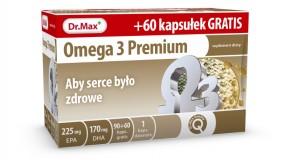 Dr.Max Omega3 Premium 150 kapsułek