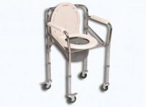 Krzesło toaletowe na kółkach FS-696