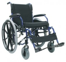 Wózek inwalidzki aluminiowy SOMA SM-802 WB