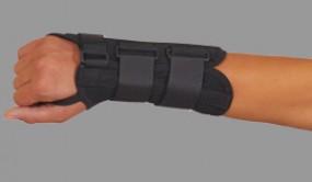 Orteza na dłoń i przedramię krótka AM-OSN-U-01