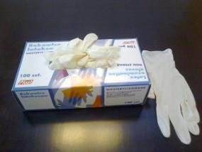 rękawice lateksowe jednorazowe