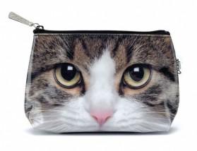 Kosmetyczka Catseye - KOT (TABBY CAT) 14 x 20 cm Catseye/Tabby Cat