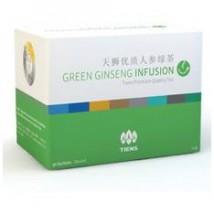 Zielona Herbata z Żeń Szeniem TIENS - cena z kartą Tiens 62zł
