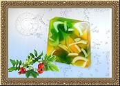 Mydło naturalne Zielona Herbata