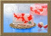 Mydło naturalne Liczi z kwasem hialuronowym