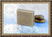 Mydło naturalne Błoto i sól morza Martwego