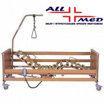 Łóżko rehabilitacyjne Burmeier Dali z materacem przeciwodleżynowym