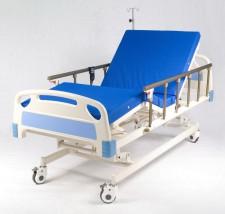 Uniwersalne łóżko szpitalne