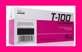 OLIMP T-100 Podnieś testosteron ,libido ,sex , hormony