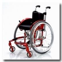 Wózek inwalidzki dziecięcy Mex-x i Mex-s 1.130 i 1.134