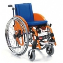 Wózek inwalidzki aktywny dziecięcy Offcar Children