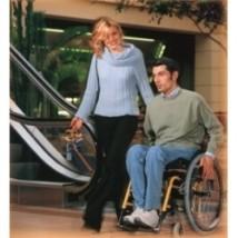 Wózek inwalidzki aktywny Offcarr Minstar