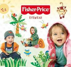 oprawy okularowe Fisher-Price