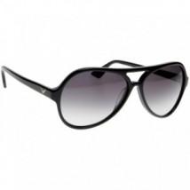 Okulary przeciwsłoneczne z tworzywa i metalu. Soczewki z polaryzacją