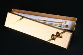Luksusowe łańcuszki do okularów francuskiego producenta
