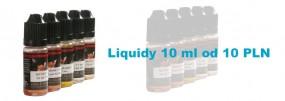 liquidy 10ml 10zł