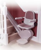 Krzesełko schodowe na szynie prostej Acorn Superglide