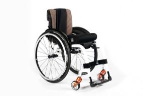 Wózki inwalidzkie aktywne Quickie Helium