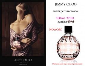JIMMY CHOO woda perfumowana damska 100ml najniższa cena na rynku
