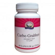CARBO GRABBERS ( Pochłaniacz węglowodanów ) 60 kasułek - NSP - NATURE'