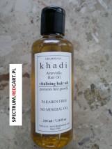 Khadi olejek stymulujący wzrost włosa 210ml