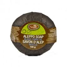 Najel Mydło Aleppo z olejem z czarnuszki 100g