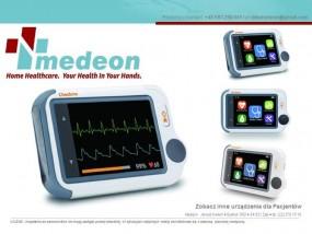 Podręczne Domowe EKG CheckMe Lite