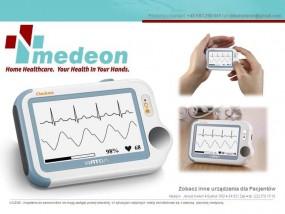 Podręczne Domowe EKG CheckMe Pod