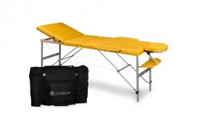 Składany stół do masażu - KAMA ALUMINIUM