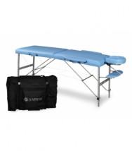 Składany stół do masażu - DOPLO ALUMINIUM