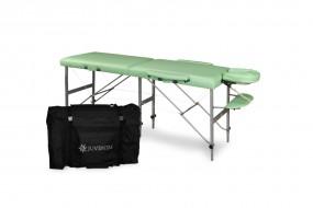 Składany stół do masażu - TRIS ALUMINIUM