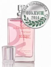 Feromony z perfumami dla Kobiet 50ml Love&Desire