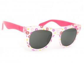 Okulary przeciwsłoneczne dla dzieci 52 5 różowe