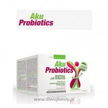 Probiotyki AkuPRO - 20 mld bakterii z 13 szczepów w jednej kapsułce