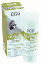 eco cosmetics Day+ Tonowany krem do twarzy