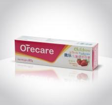 Pasta do zębów Orecare dla dzieci bez fluoru TIENS