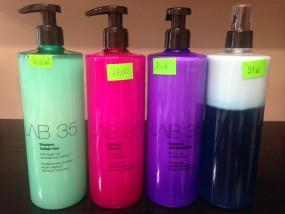 Produkty do włosów Kallos LAB35