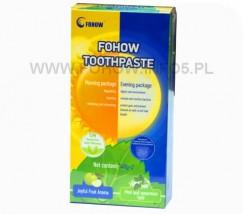 Pasta do zębów FOHOW TOOTHPASTE bez fluoru