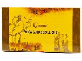 SANBAO Oral Liquid Trzy Klejnoty Fohow